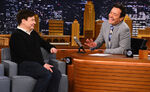 Mike Myers visits Jimmy Fallon