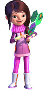 Miles from tomorrowland loretta by jackandannie180-d8hbwby