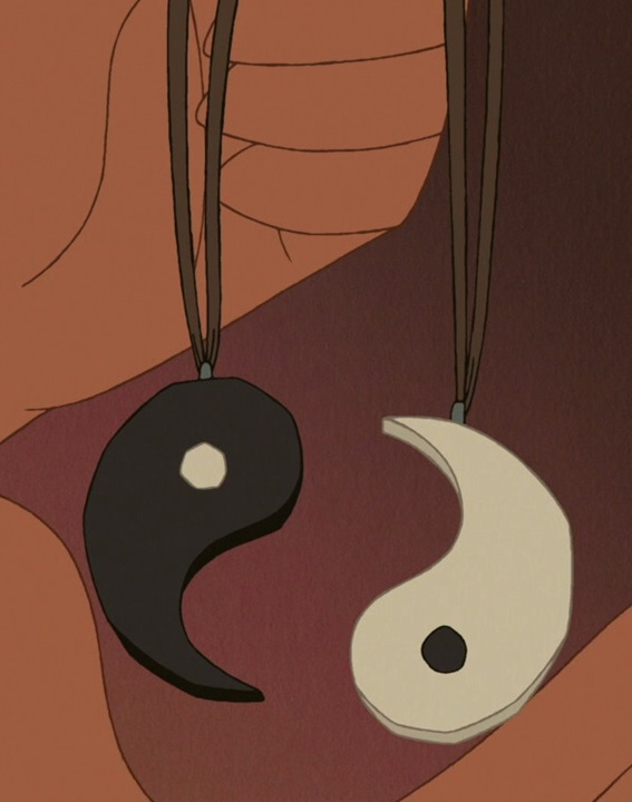 mulan and shangs necklaces disney wiki fandom powered