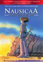 Nausicaa US DVD