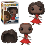 Okoye with Red Dress POP