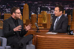 Seth Rogen visits Jimmy Fallon