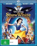 Snow White and the Seven Dwarfs 2009 AUS Blu Ray