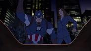 Steve & Peggy Avengers Secret Wars 08