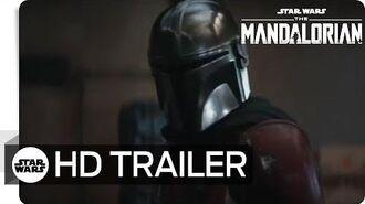 THE MANDALORIAN – Offizieller Trailer Disney Star Wars DE