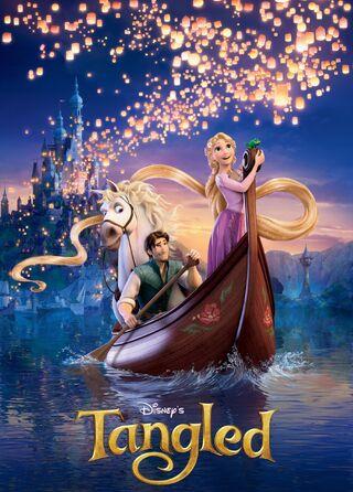 Tangled rapunzel poster 20
