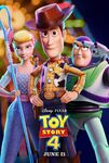 Toy Story 4 Reunited poster