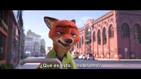Zootopia 2 tráiler Español Latino (Subtitulado)