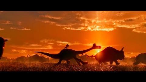 """Walk Together"" - The Good Dinosaur"