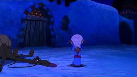Aladdin - Trilha - Noite da Arábia HD - 720p Dublado