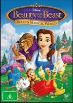 Beauty and the Beast Belle's Magical World 2015 AUS DVD
