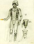 Darth Vader body concept 2