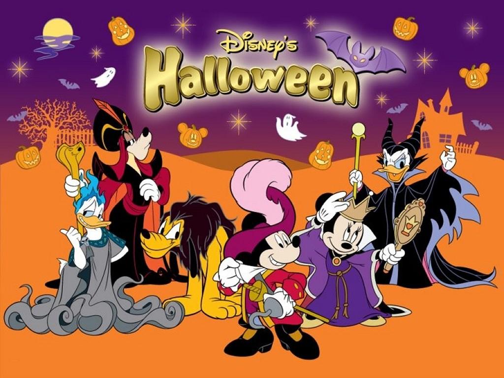Image - Disney-Characters-Halloween-1024-768-1.jpg | Disney Wiki ...