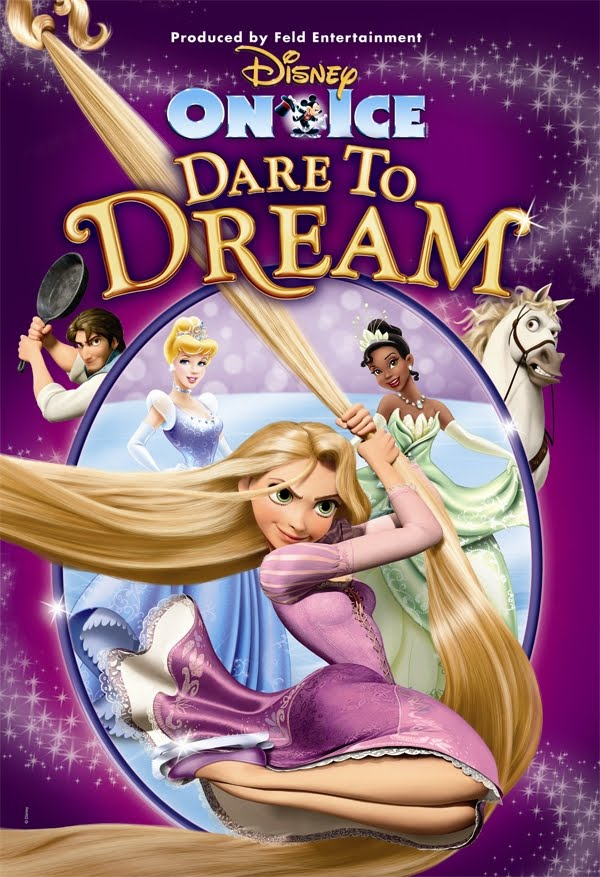 Disney On Ice Dare To Dream Disney Wiki Fandom Powered By Wikia