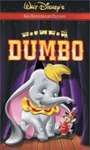 Dumbo 60th anniversary edition vhs