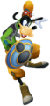 Goofy (Battle) KHII