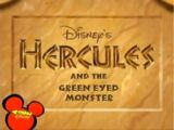 Hercules and the Green-Eyed Monster