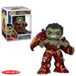 Hulk Busting Out of Hulkbuster POP