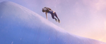 Judy berhasil melewati tembok es