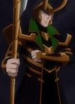Loki DiskWarsAvengers