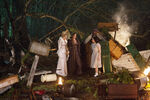 Once Upon a Time - 3x19 - Kansas - Photography - Glinda, Zelena and Dorothy