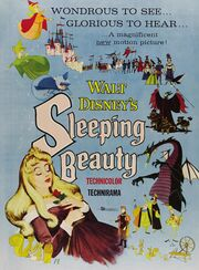 Original Sleeping Beauty lñPoster