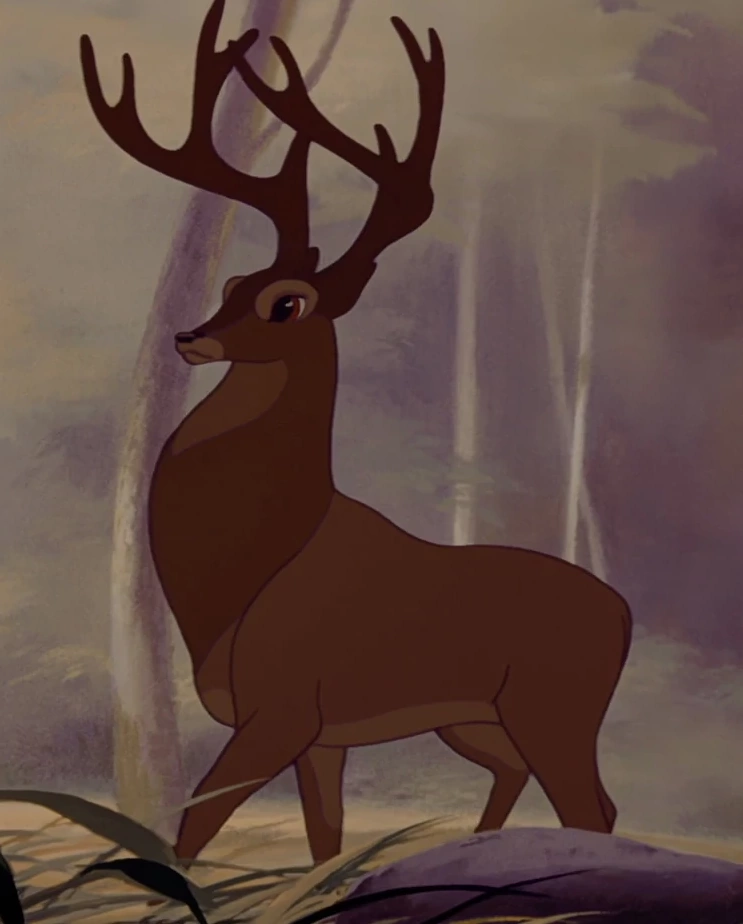 The Great Prince of the Forest | Disney Wiki | FANDOM