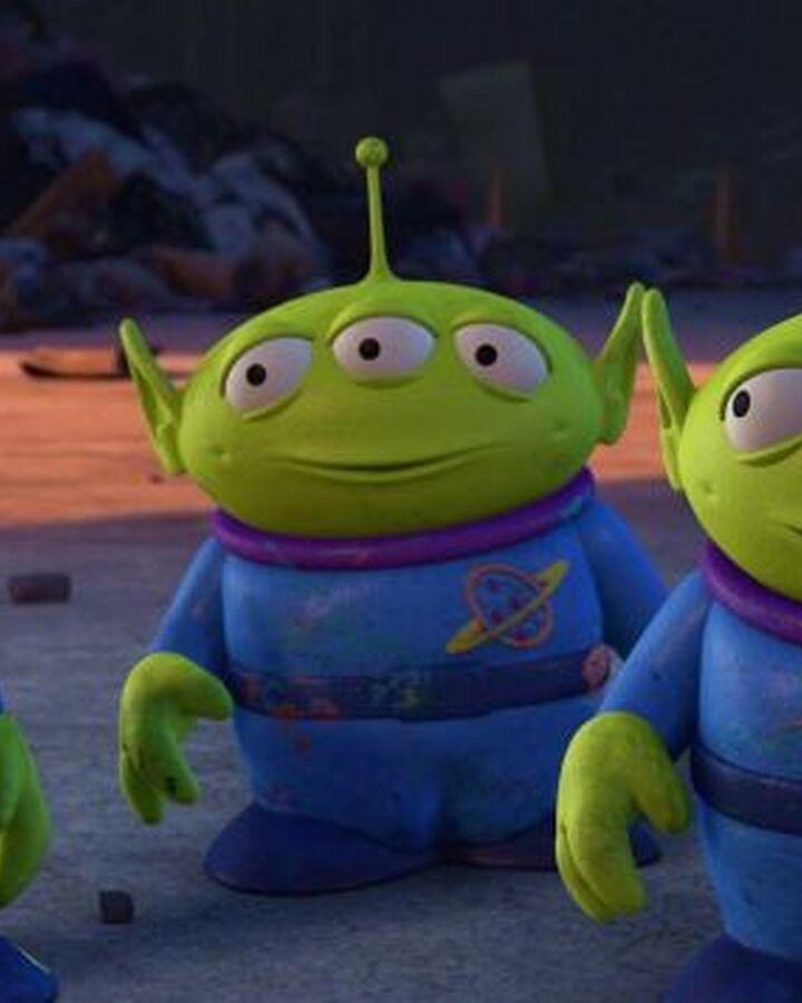 Little Green Men Disney Wiki Fandom