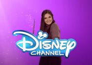 Ronni Hawk Disney Channel Wand ID