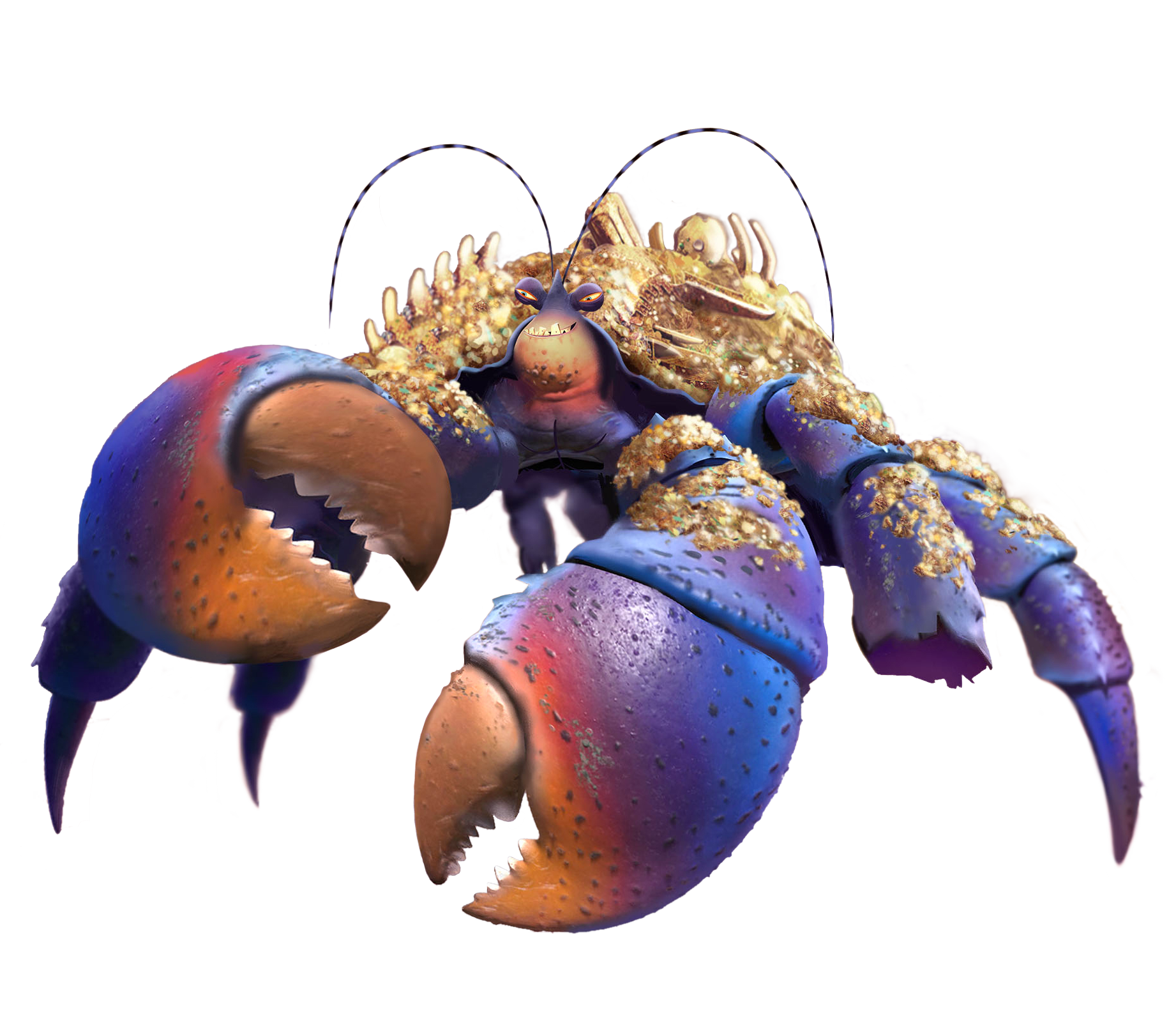 Queen Ant Actual Size Image - Tamatoa.png | ...