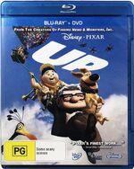 Up 2010 AUS Blu Ray + DVD
