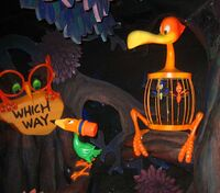Which way dark ride 640