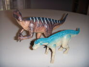 Aladar e l'iguanodonte