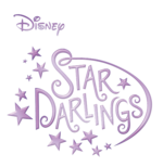 Disney's Star Darlings - Transparent TV Series - Logo