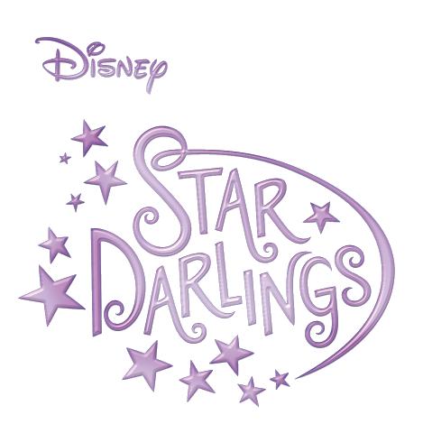 File:Disney's Star Darlings - Transparent TV Series - Logo.png