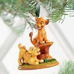 Disney the Lion King, Simba and nala Sketchbook Ornament