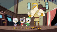 DuckTales Storkules in Duckburg 1