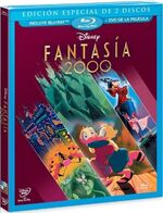 Fantasia 2000 Blu-ray México