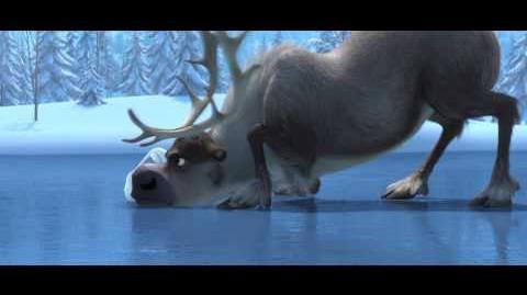 Frozen Uma Aventura Congelante - Trailer Oficial