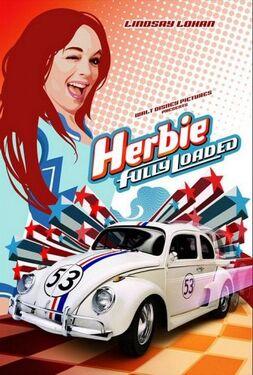 Herbie Meu Fusca Turbinado - Pôster