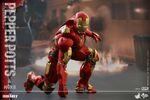 Iron Man Mark IX and Pepper Hot Toys 15