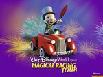 Jiminy Cricket with Red Car 2