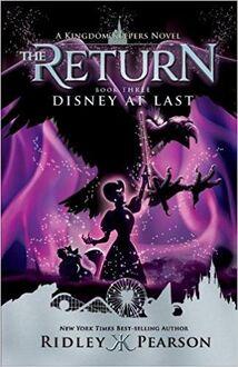 KK The Return - Book 3 Cover