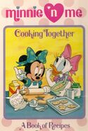 Minnie n me cooking together a book of recipes children s disney hb ccf732f6
