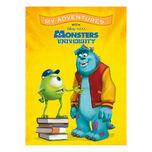 Monsters University ''My Adventures'' Personalizable Book
