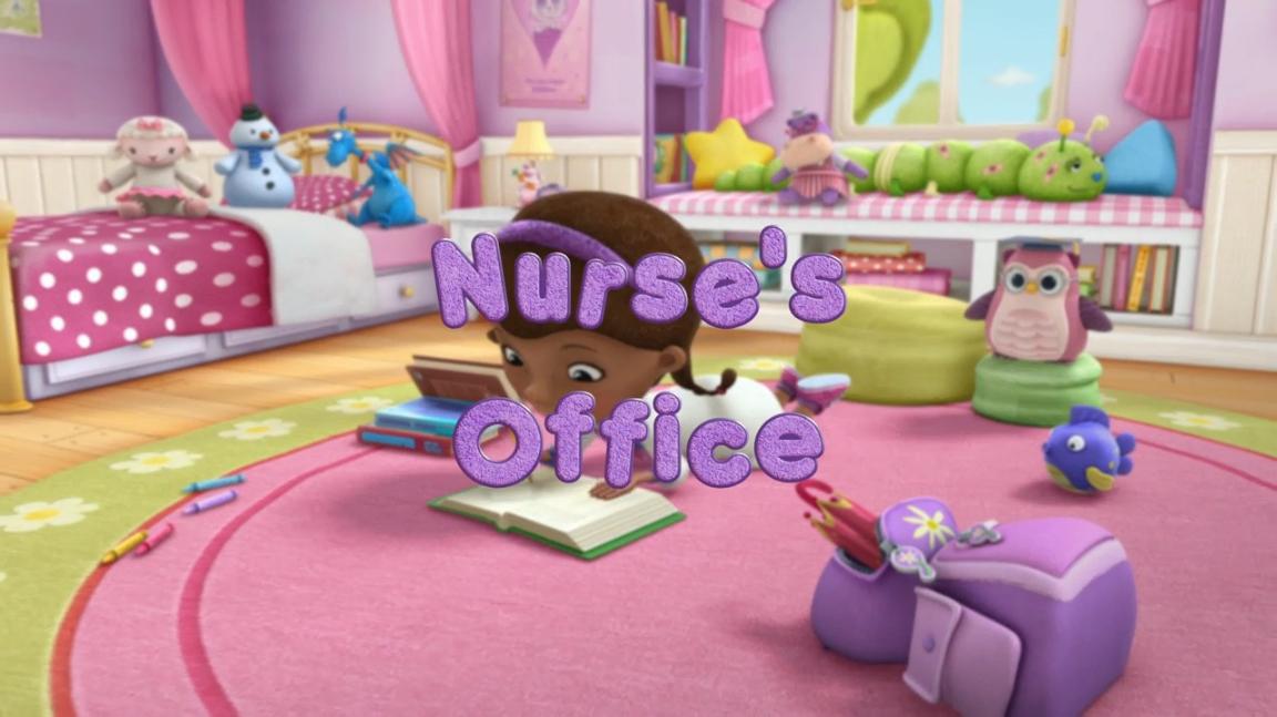 Unnamed School Nurse Clarence Wiki Fandom Powered Wikia