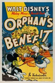 Orphan's Benefit 1941
