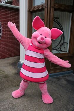 Piglet Character Central