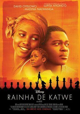 Rainha De Katwe Pôster Nacional