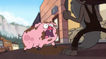 S1e16 Soos in Waddles body